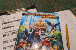Mutants & Masterminds After-Action Report