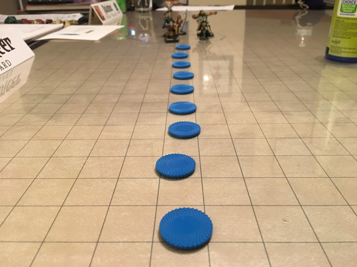 The Floating Disks