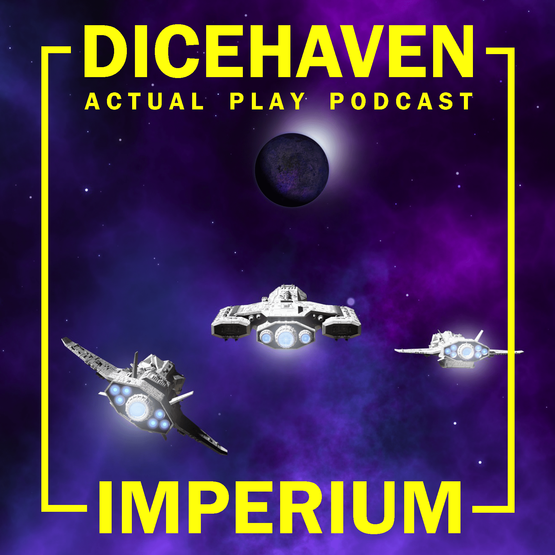 Dicehaven Podcast Logo