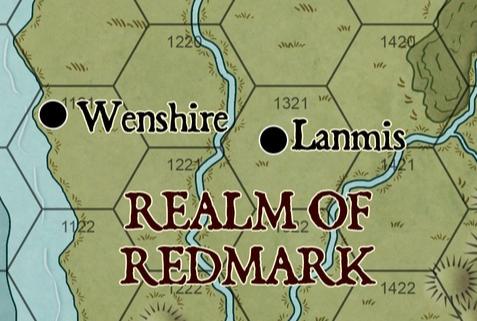 Legends of Redmark Campaign