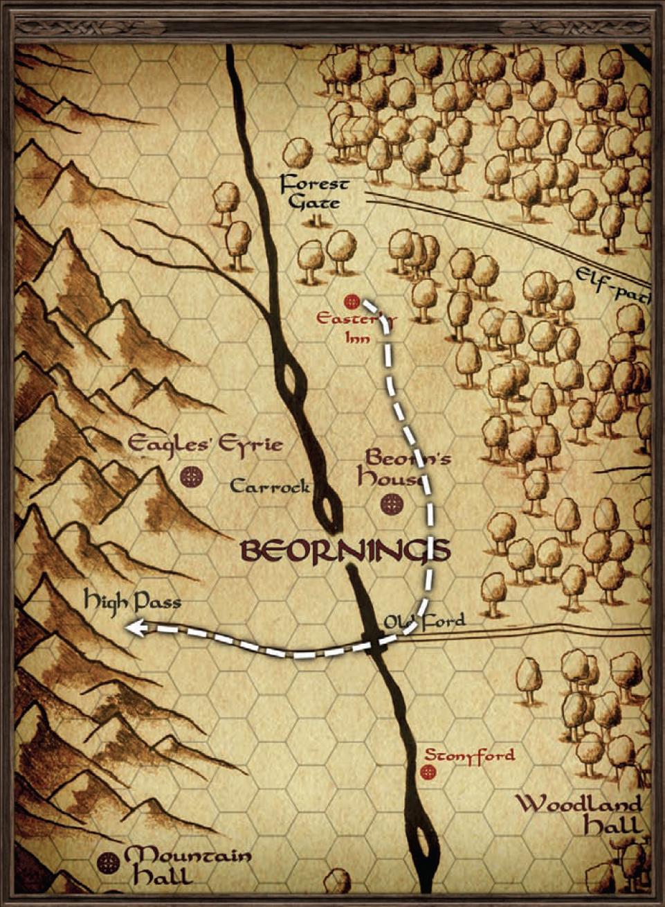 torrent pdf adventures in middle earth