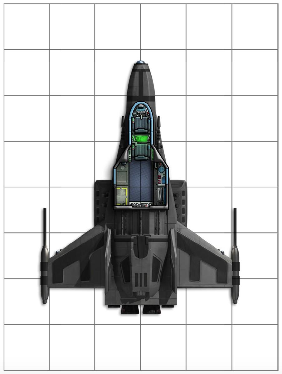 Sun Fury Starfighters