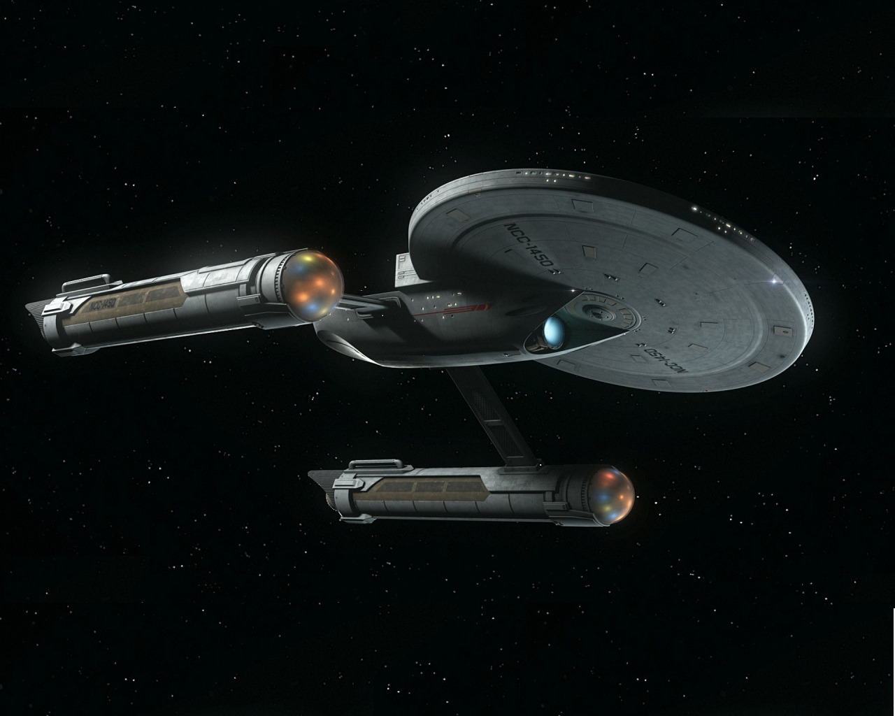 USS Ares 1