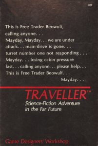 1977 Classic Traveller Box Cover