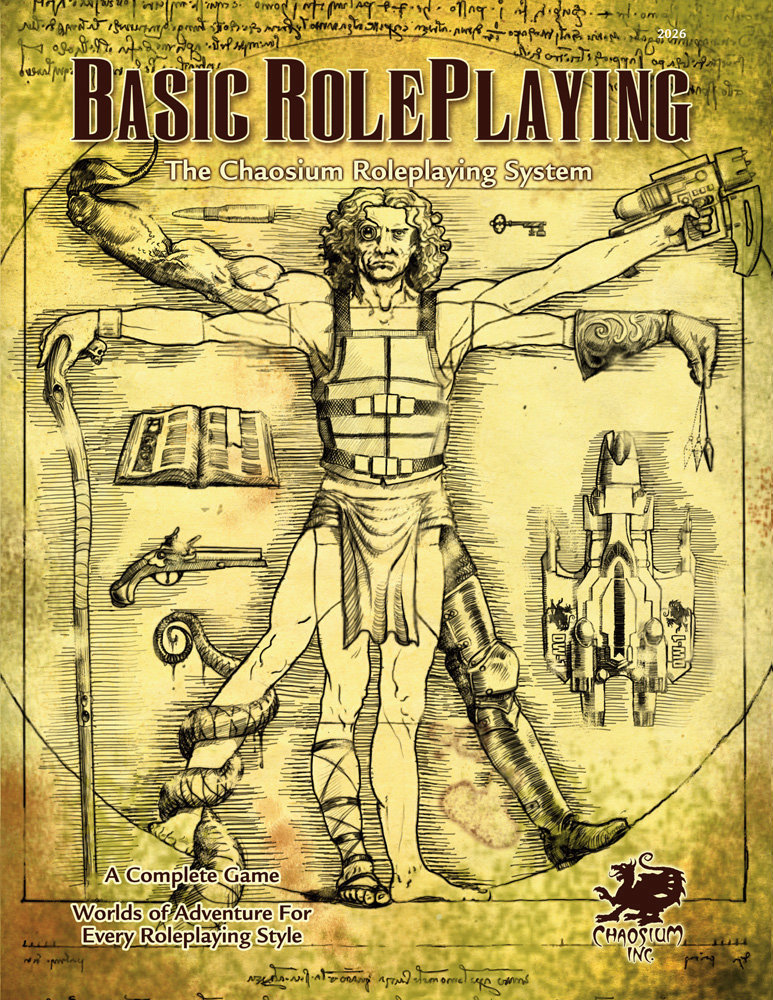 Ken Hite's 2008 review of BRP-BGB - Basic Roleplaying - BRP Central
