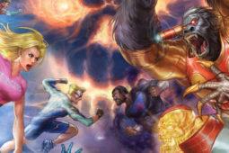 DC Heroes vs. DC Adventures (Mutants & Masterminds)