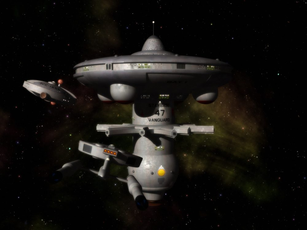 Starbase Vanguard by davemetlesits on DeviantArt